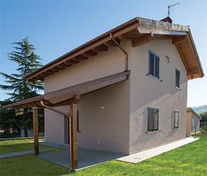 Una casa in legno una scelta eccellente il prezzo fisso garantito tempi di costruzione certi - Tempi costruzione casa ...